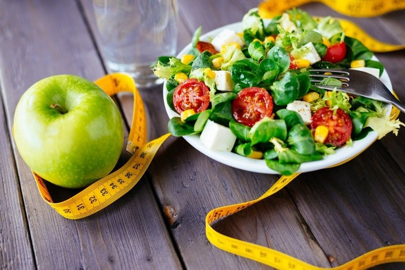 радикальная диета