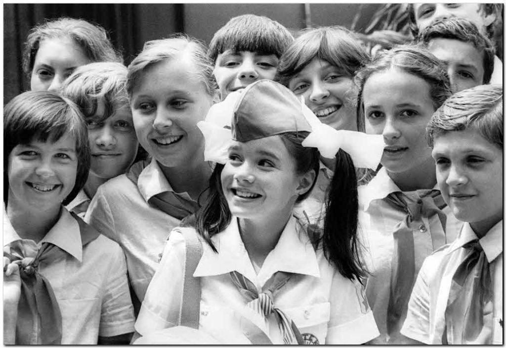 Мы, выросшие в 70-х: счастливое поколение. Это так и было. Мы не были рабами