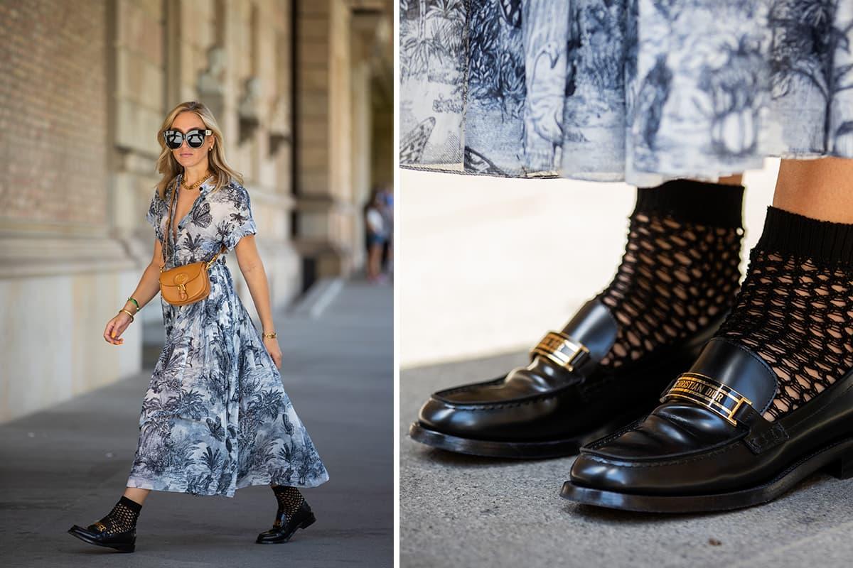 мода 2021 женская обувь