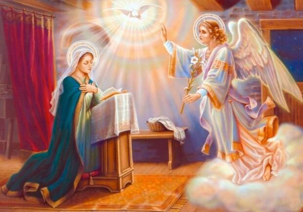 Благовещение Пресвятой Богородицы 2021: история праздника, традиции и  поверья - Киев Vgorode.ua