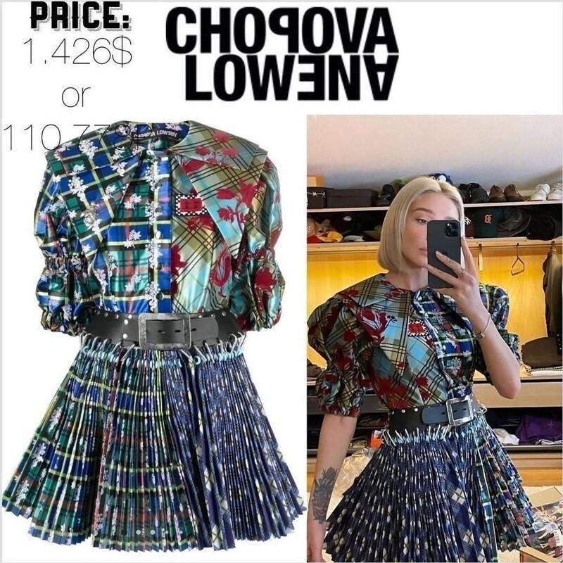 Может, я чего-то не понимаю, но выглядит это платье на 100к?