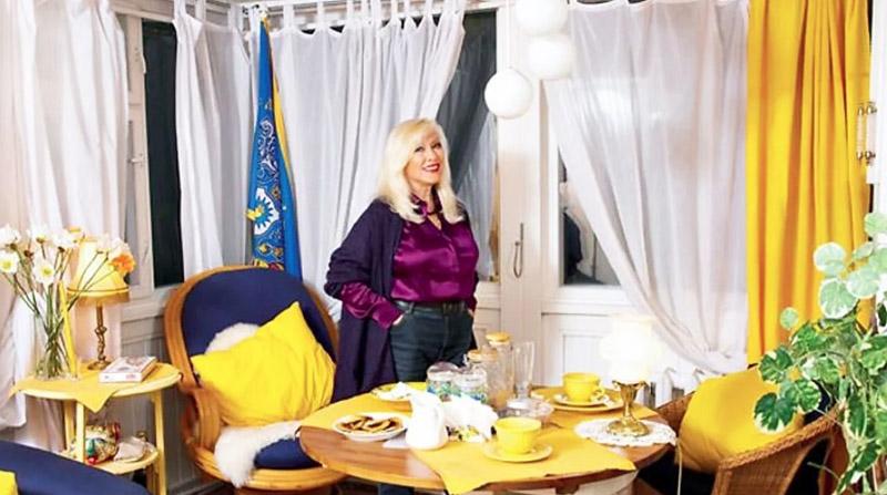 Где живет известная актриса театра и кино Ирина Мирошниченко