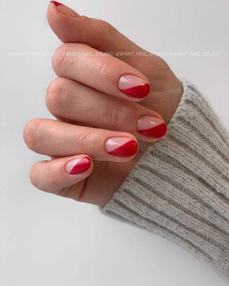 Круглая форма ногтей: 20 дизайнов самого востребованного маникюра - 8
