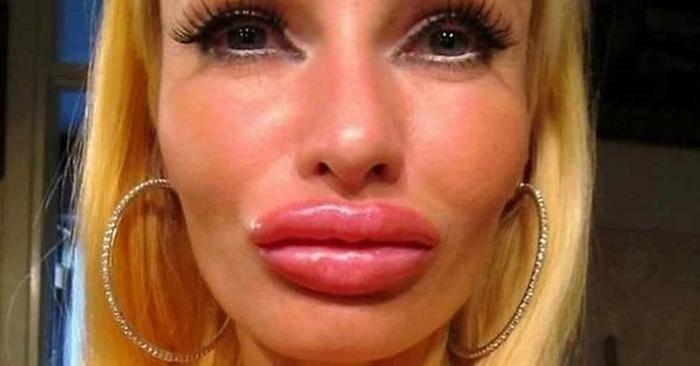 Самая красивая женщина в мире живет в Латвии. Она считает, что все мужчины от нее без ума