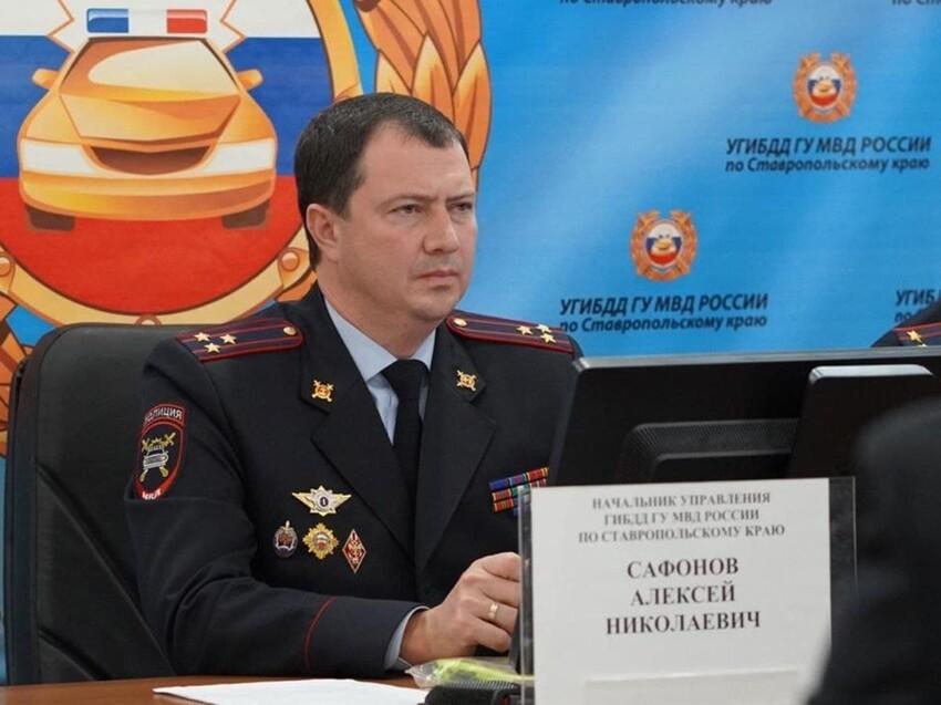 «Это мафия»: на Ставрополье задержали все руководство ГИБДД