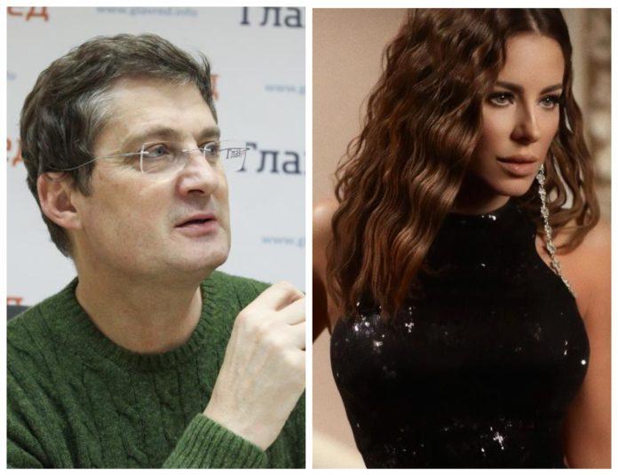 Игорь Кондратюк и Ани Лорак