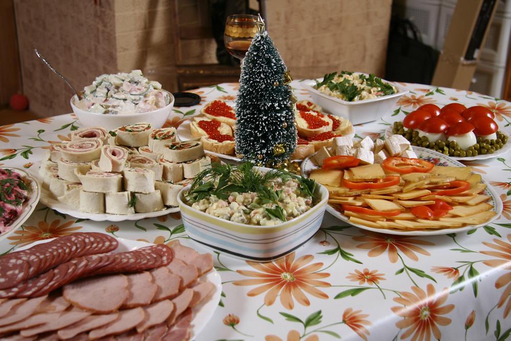 Новогодний стол наш   fidesal   Flickr